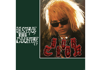The Gun Club - Destroy The Country - (CD)