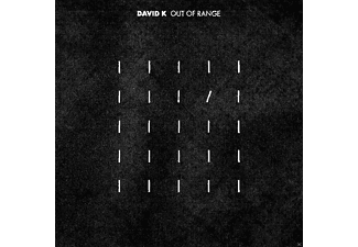 David K - Out Of Range - (CD)