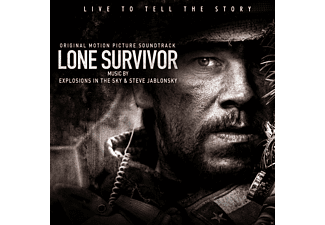 Explosions In The Sky, Steve Jablonsky - Lone Survivor - (CD)