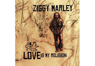Ziggy Marley - Love Is My Religion - (CD)