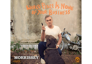 Morrissey World Peace Is None Of Your Business CD