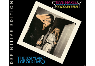 Steve & Cockney Rebel Harley - The Best Years Of Our Lives (Definitive Edition) - (CD + DVD)