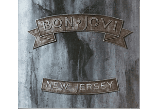 Bon Jovi - New Jersey (2CD Deluxe Edition) - (CD)
