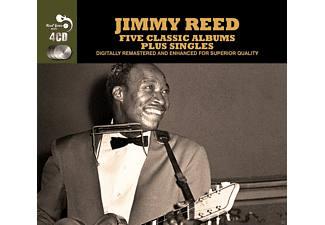 Jimmy Reed - Jimmy Reed - 5 Classic Albums Plus Singles - (CD)