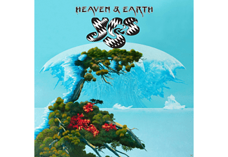 Yes - Heaven & Earth (Digipak) - (CD)