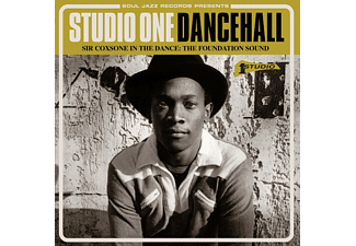 VARIOUS - Studio One Dancehall - Sir Coxsone In The Dance: The Foundation Sound - (CD)