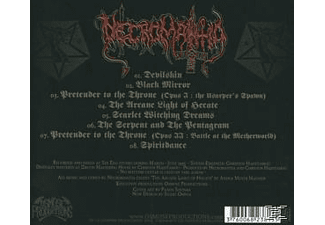 Necromantia - Scarlet Evil Witching Black [CD]