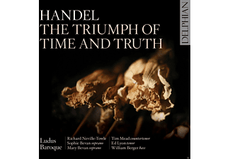 Ludus Baroque, Richard Neville-Towle - The Triumph Of Time & Truth - (CD)