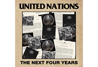 United Nations - The Next Four Years - (CD)