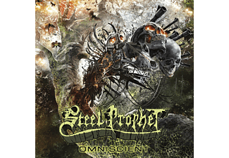 Steel Prophet - Omniscient (Ltd.Digibook) - (CD)