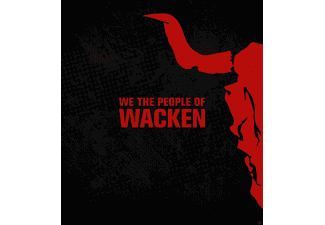 VARIOUS - We The People Of Wacken [CD + Buch]