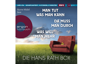 Die Hans Rath Box - (MP3-CD)