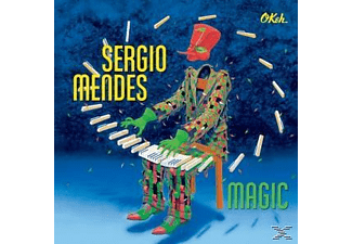 Sergio Mendes - Magic - (Vinyl)