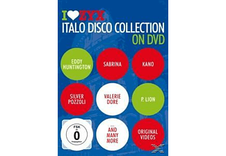 Various - Italo Disco Collection On Dvd [DVD]