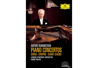 Arthur Rubinstein, London Symphony Orchestra - RUBINSTEIN IN CONCERT [DVD]