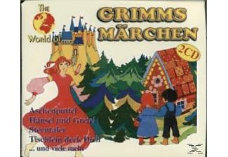 The World of Grimms Märchen - (CD)