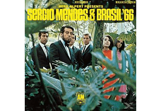 Sergio Mendes - Herb Alpert Presents [CD]