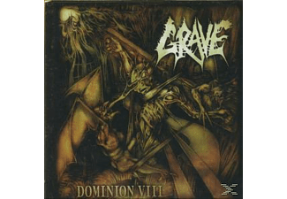 Grave - Dominion VIII - (CD)