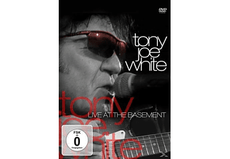 Tony Joe White - Live At The Basement - (DVD)