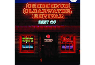 Creedence Clearwater Revival - Best Of (Deluxe) - (CD)