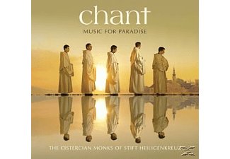 Die Zisterzienser Mönche vom Stift Heiligenkreuz - Chant-Music For Paradise (Special Edition) - (CD)