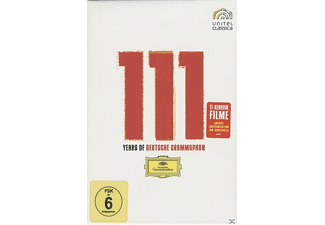 VARIOUS - 111 Years Of Deutsche Grammophon [DVD]