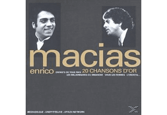 Enrico Macias - 20 Chansons D'or [CD]