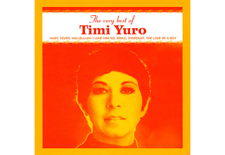 Timi Yuro - The Very Best Of - (CD)