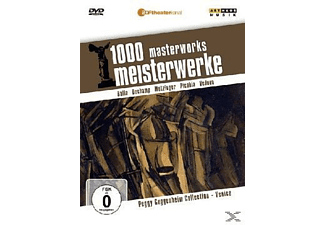 - 1000 Meisterwerke - Peggy Guggenheim Collection - Venice [DVD]