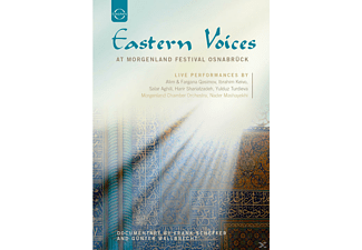 VARIOUS - Eastern Voices At Morgenland Festival Osnabrück - (DVD)