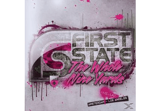 First State - The Whole Nine Yards - (CD)