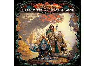 Die Chronik der Drachenlanze 01: Drachenzwielicht - 2 CD - Science Fiction/Fantasy