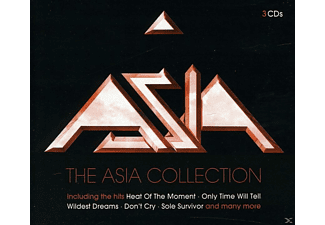 Asia - The Asia Collection - (CD)