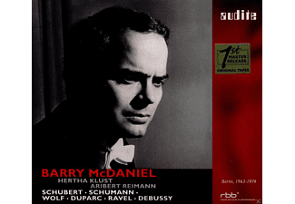 Barry Mcdaniel, VARIOUS - Lieder - (CD)