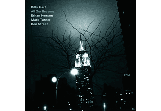 Hart,Billy/Iverson,Ethan/Turner,Mark/Street,Ben - All Our Reasons - (CD)