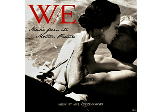 Abel Korzeniowski - W.E.-Music From The Motion Picture [CD]