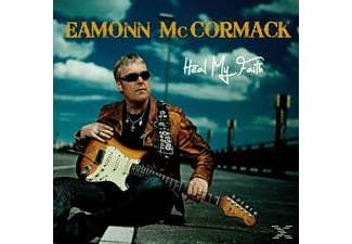 Eamonn Mccormack - Heal My Faith - (CD)