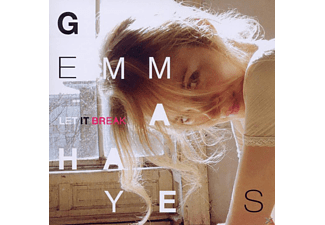 Gemma Hayes - Let It Break - (CD)