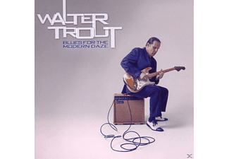 Walter Trout - Blues For The Modern Daze - (CD)
