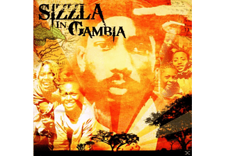 Sizzla - In Gambia - (CD)