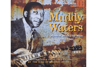 Muddy Waters - Messin' With The Man - (CD)