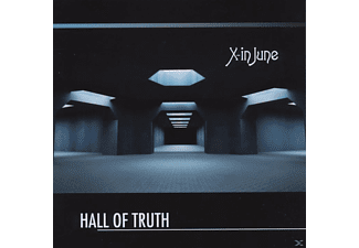 X-in June - Hall Of Truth - (CD)