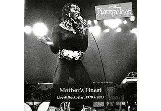 Mother's Finest - Live At Rockpalast 1978 + 2003 - (CD)