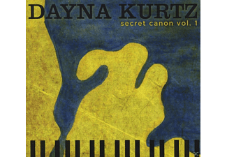 Dayna Kurtz - Secret Canon Vol.1 - (CD)