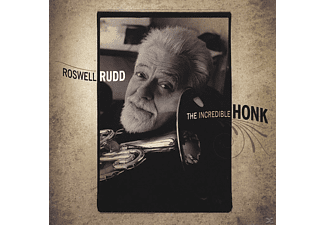 Roswell Rudd - The Incredible Honk - (CD)