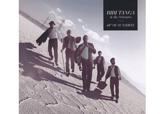 Bibi Tanga & The Selenites - 40 Degrees Of Sunshine - (CD)