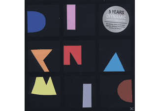 VARIOUS - 5 Years Diynamic - (CD)