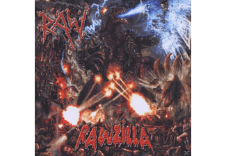 Raw - Rawzilla - (CD)