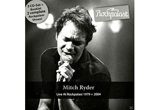 Mitch Ryder - Live At Rockpalast - (CD)