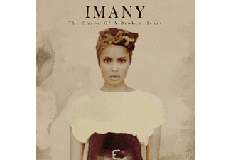 Imany - THE SHAPE OF A BROKEN HEART [CD]
